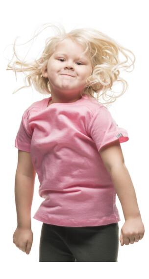 Houdini Kids Activist Tee Cherryblossom Pink